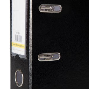 Avansas Extra Plastik Klasör Geniş A4 Siyah