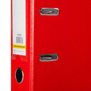 Avansas Extra Plastik Klasör Geniş A4 Kırmızı