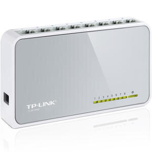 TP-LINK TL-SF1008D Switch 8 Port 10/100