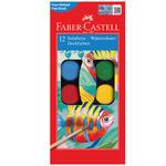 Faber Castell Redline Suluboya Küçük Boy 12 Renk