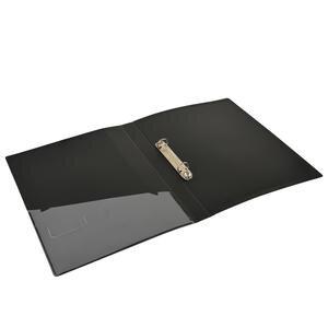 Önder 1102 A4 2 Halkalı 2 cm Tanıtım Klasörü Siyah