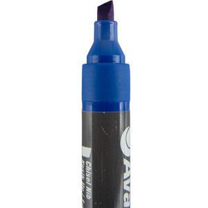 Avansas 908 Koli Kalemi Kesik Uçlu Mavi