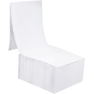 Avansas 11 inç x 24 cm Sürekli Form Kağıdı 1 Nüsha 70 gr 1000'li