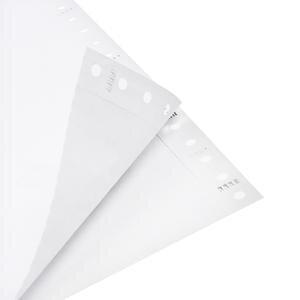 Avansas 11 inç x 24 cm Sürekli Form Kağıdı 2 Nüsha 5.5 Perfore 1000'li