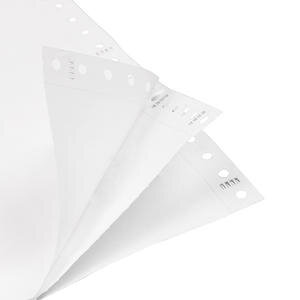 Avansas 11 inç x 24 cm Sürekli Form Kağıdı 3 Nüsha 5.5 Perfore 500'lü