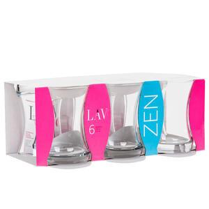 Lav LV-ZEN313E Zen Çay Bardağı 155 cc 6'lı Paket