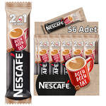 Nescafe 2'si 1 Arada Kahve 10 gr 48'li Paket