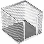 Avansas 960 Metal Küp Notluk Gümüş