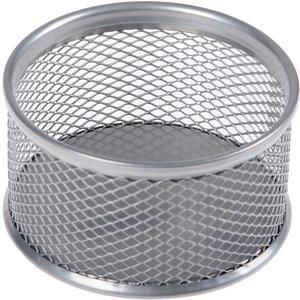 Avansas 958 Metal Ataşlık Gümüş
