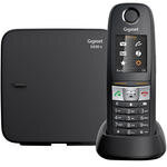 Gigaset E630 Telsiz (Dect) Telefon Siyah