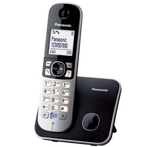 Panasonic KX-TG 6811 Telsiz (Dect) Telefon Siyah