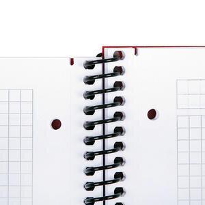 Gıpta Chromo Defter Kareli Spiralli PP Kapak 21 cm x 29.7 cm 80 Yaprak