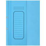 Avansas Büro Dosyası Yarım Kapak Mavi 25'li Paket