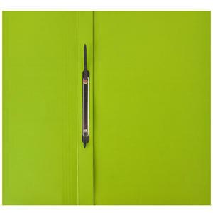 Avansas Büro Dosyası Yarım Kapak Yeşil 25'li Paket