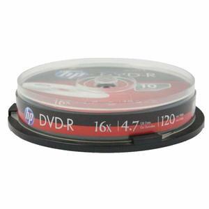 HP DVD-R DME000-3 16X 4.7 GB 10'lu Paket