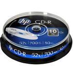 HP CD-R CRE00019-3 52X 700 MB 10'lu Paket