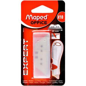 Maped 85910 Expert Maket Bıçağı Yedeği 10'lu Tüp