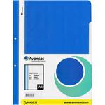 Avansas Eco Telli Dosya Mavi 25'li Paket