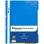Avansas Extra Telli Dosya Mavi 25'li Paket
