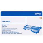 Brother TN-2260 Siyah Toner 1200 Sayfa