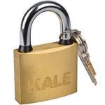 Kale KD00110260 Asma Kilit Sarı 63 mm