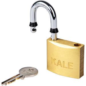 Kale KD00110240 Asma Kilit Sarı 38 mm