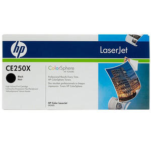 Hp Laserjet CE250X Siyah Toner
