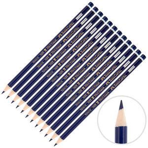 Faber Castell Kopya Kalemi Mavi 12'li Paket