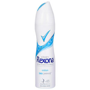 Rexona Women Deo Sprey Cotton 150 ml