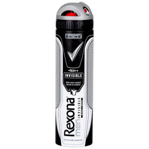 Rexona Men Black & White Sprey Deodorant 150 ml