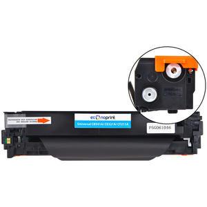 Econoprint HP 125A/128A/131A Mavi Muadil Toner
