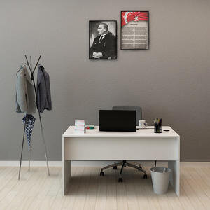 Avansas Comfort Çalışma Masası 140 cm Beyaz