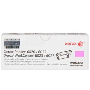 Xerox 106R02761 Phaser 6020/6022/WC6025/6027 Kırmızı Toner