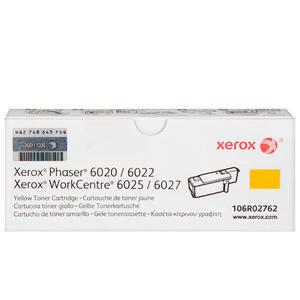 Xerox 106R02762 Phaser 6020/6022/WC6025/6027 Sarı Toner 1000 sayfa
