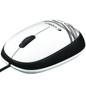 Logitech M105 Usb Kablolu Mouse Beyaz (910-002944)