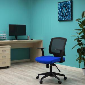 Avansas Comfort Reks Çalışma Koltuğu Mavi