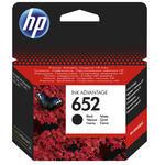 HP 652 Siyah (Black) Kartuş F6V25AE
