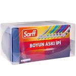 Sarff Klipsli Askı İpi Lacivert 50'li Paket