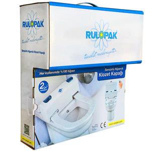 Rulopak R-1314 Sensörlü Hijyenik Klozet Kapağı
