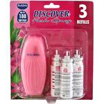 Discover Banyo Fresh Sprey 15 ml 3'lü