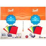 Sarff Cilt Kapağı Pvc 160 Mikron Beyaz A3 100'lü Paket