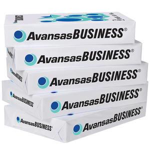 Avansas Business A4 Fotokopi Kağıdı 80 gr 1 Koli (5 Paket)