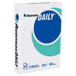 Avansas Daily A4 Fotokopi Kağıdı 80 gr 1 Paket (500 sayfa)