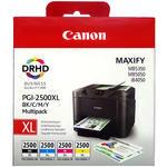 Canon PGI-2500XL C/M/Y/BK Multipack Kartuş