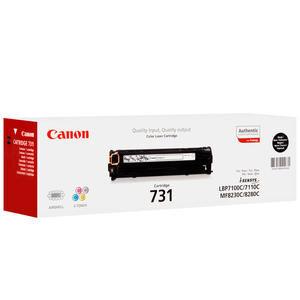 Canon CRG-731BK Siyah Lazer Toner