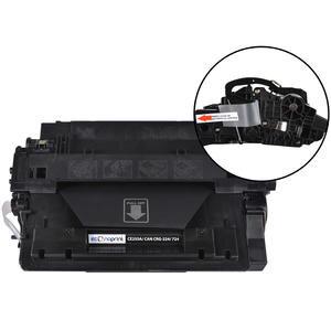 Econoprint HP 55A Siyah Muadil Toner ( CE255A )