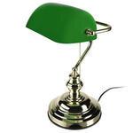 Banker Masa Lambası Yeşil