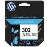 HP 302 Üç Renkli Kartuş F6U65AE