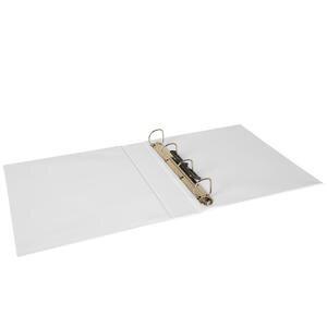 Önder A4 4 Halkalı 5 cm Sunum Klasörü Beyaz