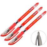 Avansas Soft Jel Kalem 1 mm Uçlu Kırmızı 3'lü Paket
